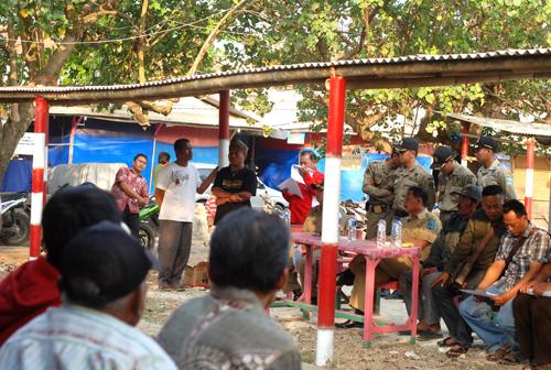 Penataan Pedang Pantai Untuk Pangandaran Bersapta pesona