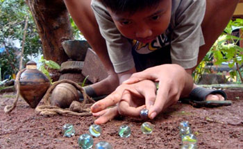 Permainan Anak-Anak Yang Semakin Jarang Dimainkan di Pangandaran