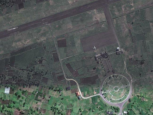 Bandara Nusawiru Pangandaran Bakal Diperluas di 2014