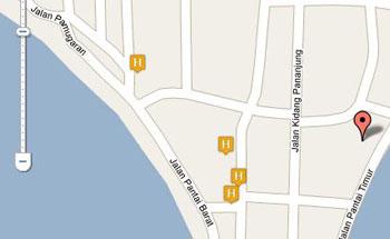 myPangandaran.com Hadirkan Fitur Peta Wisata Interaktif Pangandaran