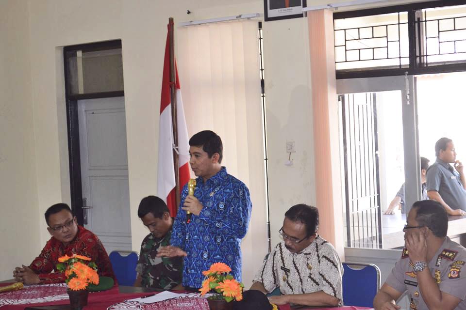 Safari Ramadhan Mentri Pan-RB ke Pangandaran