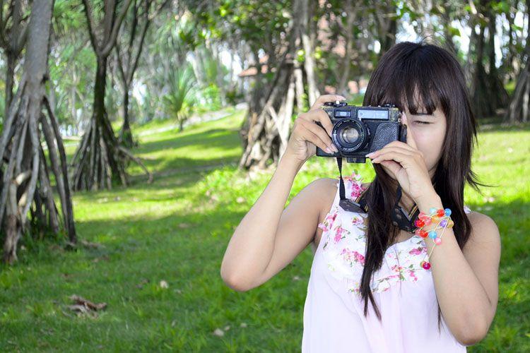 7 Lokasi di Pangandaran yang Sering Digunakan Untuk Berfoto Ria