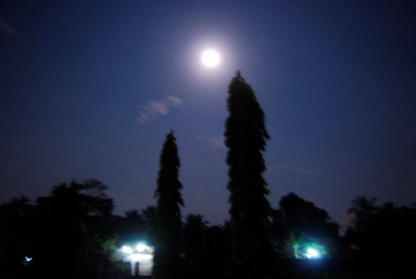Bulan Purnama Terdekat dan Terbesar tahun 2013