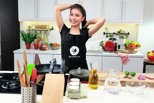 Putri Pangandaran dalam Master Chef Indonesia