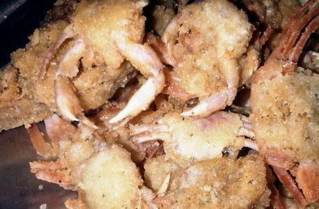 Kepiting Soka Krispi, Oleh-oleh Khas Pangandaran
