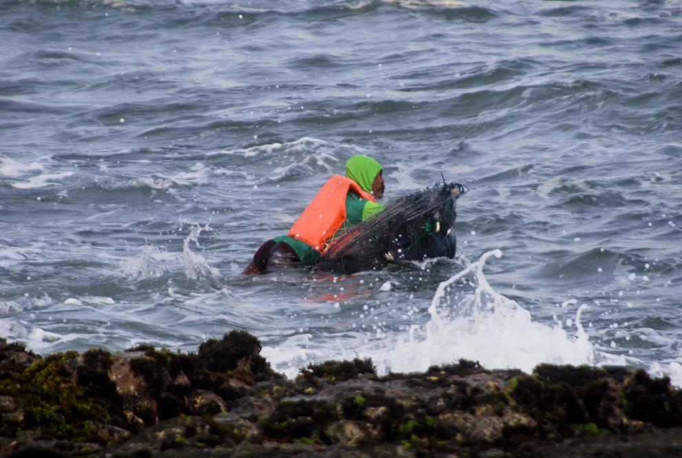 Kisah Nelayan Udang Lobster Tradisional