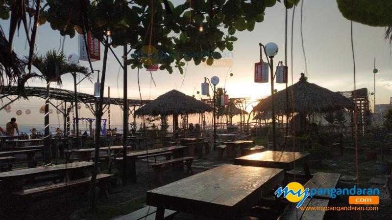 7 Cafe Hitz Rekomended di Pangandaran