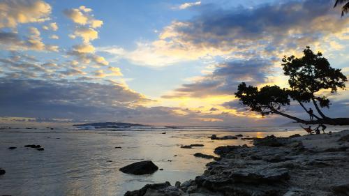 7 Objek Wisata Pantai di Kabupaten Pangandaran