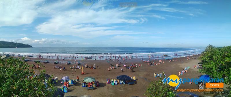 7 Wisata Bahari yang Paling Recommend di Pantai Barat Pangandaran