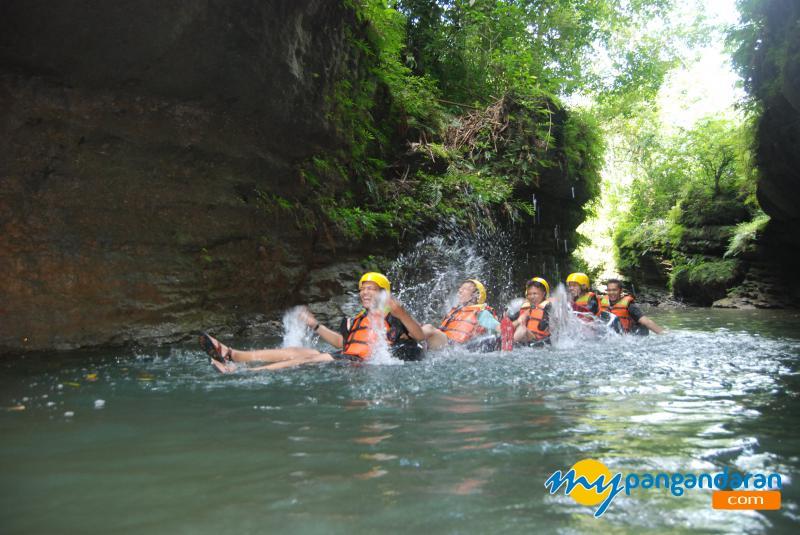7 Wisata Rafting Favorit di Pangandaran