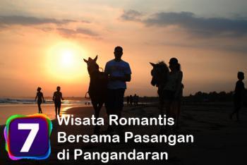 7 Wisata Romantis Bersama Pasangan di Pangandaran