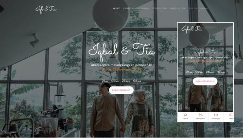 Buat Website Undangan Pernikahan Gratis, Biar Gak Ribet Sebar Undangan