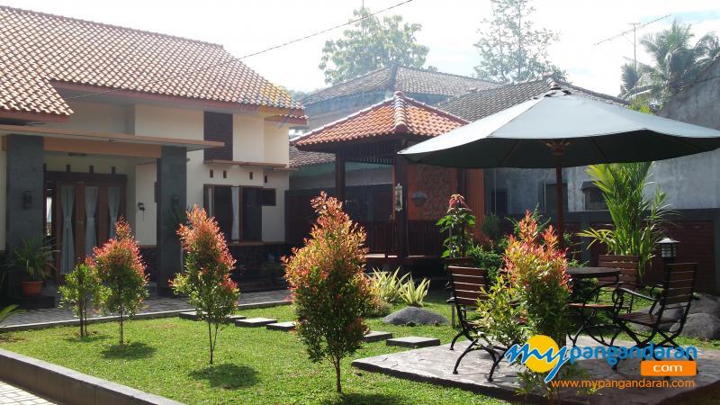 Daftar villa Rekomend di Pangandaran