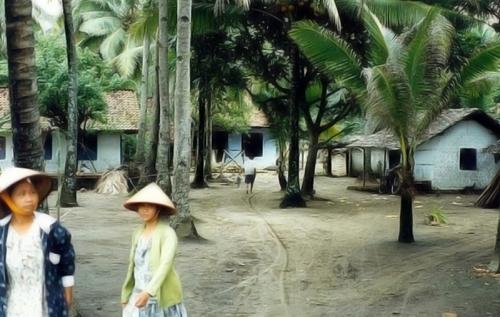 Jalan Tanah di Pangandaran yang Tinggal Sebuah Kisah