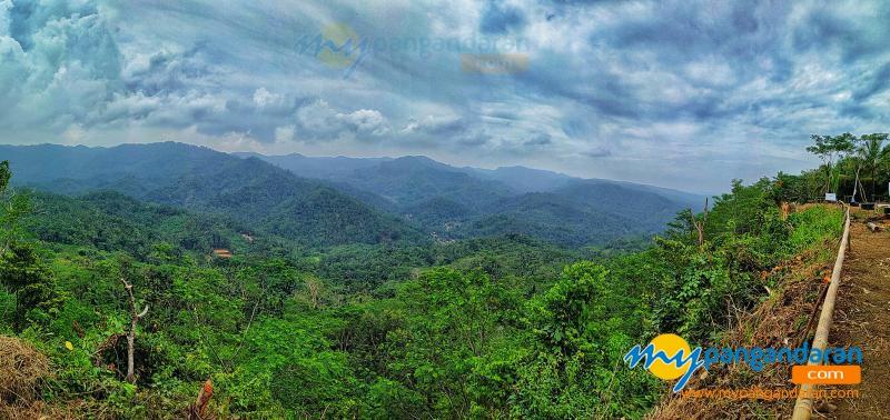 Jelajah Wisata Bukit Panenjoan