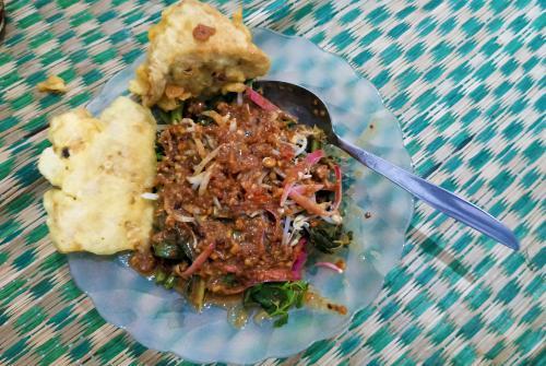 Pecel, Kuliner Tradisional Yang Populer di Pantai Pangandaran
