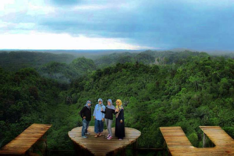 Pepedan Hills Pesona Destinasi Baru Di Utara Pangandaran