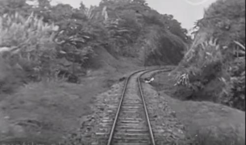 Video Ini Bangkitkan Memori Kereta Api Jurusan Banjar-Pangandaran