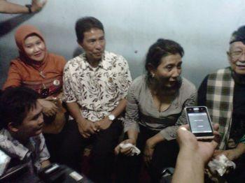 Kunjungan Mentri Kelautan dan Perikanan ke TPI Pangandaran
