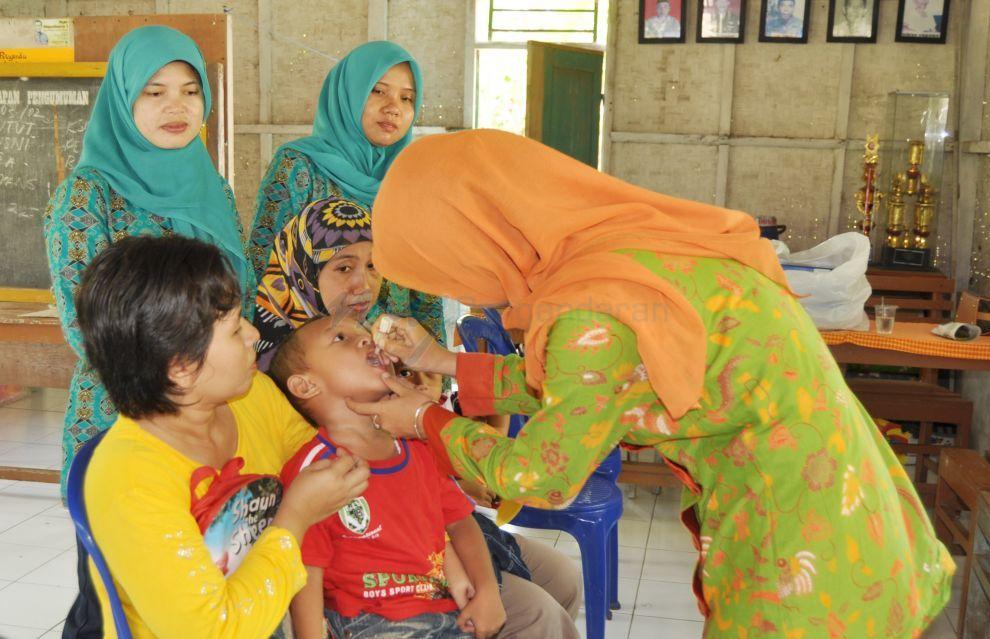 Imunisasi Polio