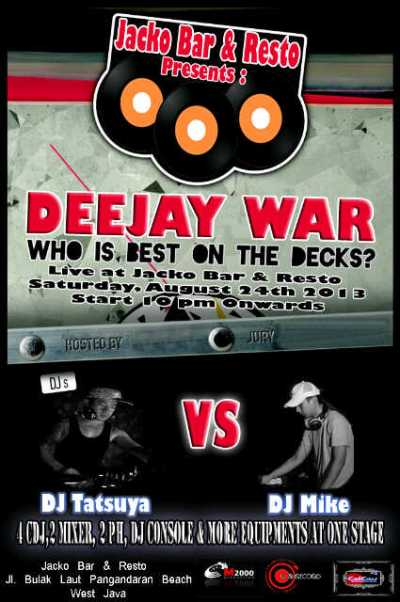 Deejay War
