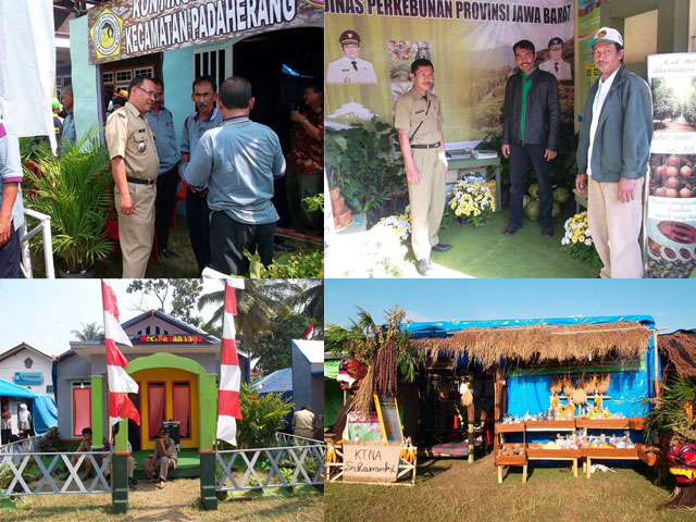 Pangandaran Fair, Pameran Produk Petani Agribisnis dan UKM