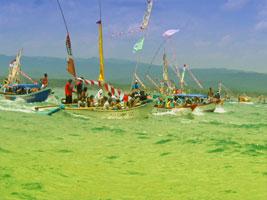 Syukuran Nelayan Pangandaran
