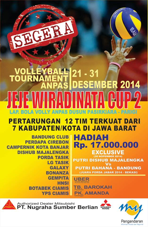 Volley Ball Tournament ANPAS
