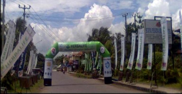 Herbalife Tour De Pangandaran 2013