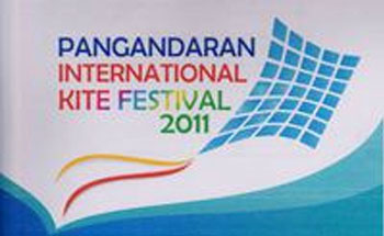 Pangandaran International Kite Festival 2011
