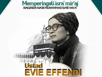 Tabligh Akbar Bersama Ustad Evie Effendi di Pangandaran