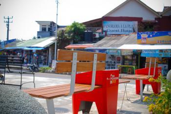 Galery Charging Spot di Pangandaran