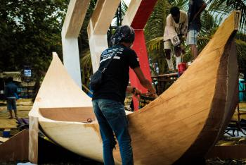 Galery Kemeriahan Ulang Tahun VIking Ke-25 di Pangandaran