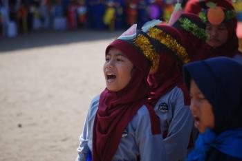 Gebyar GERMAS (Gerakan Masyarakat Hidup Sehat) Kabupaten Pangandaran 2018