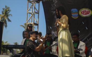 Grand Final : Ajang Pencarian Bakat Dangdut Pangandaran