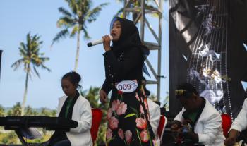 Grand Final Ajang Cari Bakat Dangdut Pangandaran 2018