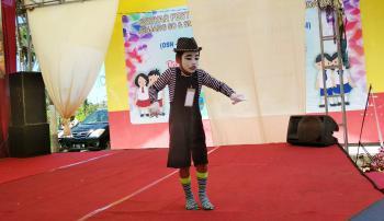 Lomba Kreativitas Pantomim Tingkat Kabupaten Pangandaran