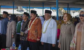 Pawai Taaruf Syukuran Nelayan Pangandaran 2018