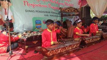 Pembukaan Olimpiade,  Siswa-Siswi SD dan SMP Sajikan Kreasi Seni dan Budaya