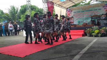 Pembukaan Olimpiade, Siswa - Siswi SD dan SMP Sajikan Kreasi Seni Tari dan Budaya