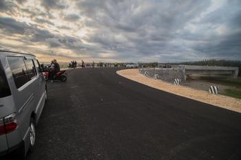Potret Jalan Lintas Pesisir Pangandaran Jadi Spot Berburu Sunset