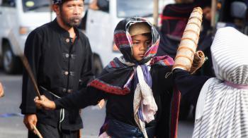 Potret Karnaval Budaya Milangkala Kabupaten Pangandaran ke-7
