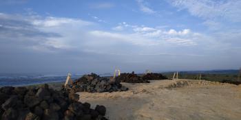 Potret Pembangunan Jalur Lintas Pesisir Pangandaran
