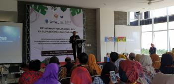 Serunya Program Vokasional Business Development Centre (BDC) Pangandaran