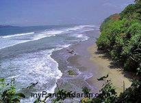 Intip Panorama Alam Pantai Karang Nini