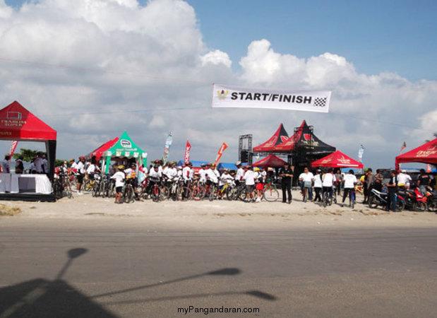 Pangandaran Fun Bike 2011