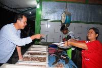Nikmatnya Santap Seafood di Restaurant Berkah