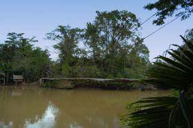 Jembatan Gantung Mandala Cijulang,Sensasi Para Backpacker