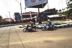 Nite Road Race 2012 seri 2 Pangandaran