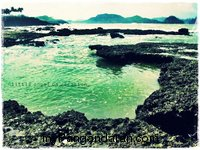 Indahnya Pantai Karapyak